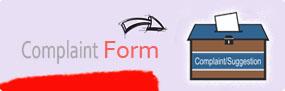 Formulir Keluhan